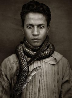 Abas Chaeai, Marrakech, Morocco 1997 - Albert Watsonvia