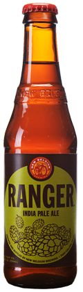 New Belgium RANGER IPA:  a tasty, solid beer. Nothing extra special, but enjoyable. #Beer