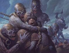 Prescott Art Blog; Zombies, the undead