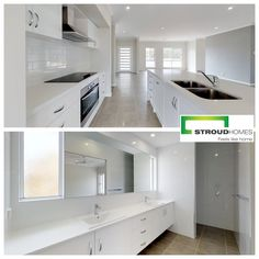 Check out this amazing Kentucky 348 Stroud Homes Gold Coast just completed for their wonderful clients in Tuxedo Junction, Maudsland. Loving the huge ensuite, the natural light and white kitchen! #stroudhomes #feelslikehome #newhome #blackandwhitequotes #happy #exciting