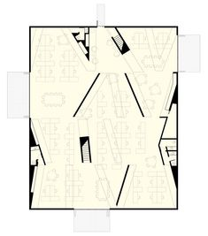 c&mp office : ceruzzi and murphy projects Present Drawing, Plan Drawing, Site Plans, Architecture Plan, Illustrations Posters, Presentation, Diagram, Layout, How To Plan