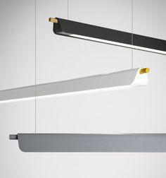 66 Best Wilson Residence Images On Pinterest Modern Deck Lighting - Modern-swing-pendant-light-by-monochro-design-studio