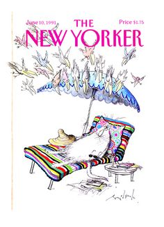 The New Yorker Cover - June 10, 1991
