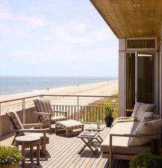 Maison de surfeurs près de New York | Archiboom, l'architecture et le design par ceux qui les font ! - Blog CotéMaison.fr