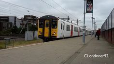CLondoner92: Video: London Overground Romford to Upminster bran...