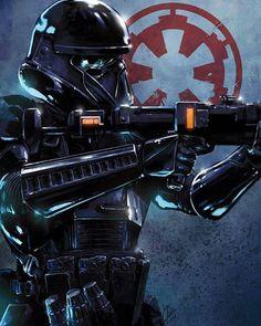 Deathtrooper #StarWars #Rogueone