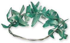 Craft The Athens Olympic Emblem - An Olive Wreath Emblem.