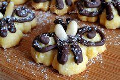 Ricetta biscotti di pasticceria