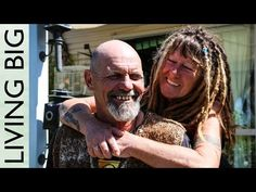 This incredible couple found an amazing piece of land while traveling in their house bus. Years later, it has become a wonderful small homestead.