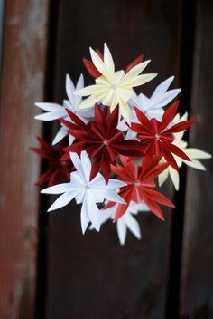 Origami flowers - #2