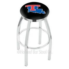 "Holland Bar Stool NCAA 36"" Swivel Bar Stool NCAA Team:"
