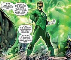 (Hal Jordan and the Green Lantern Corps #6)
