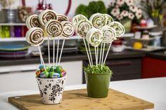 Lollipop di tramezzini (anche videotutorial)