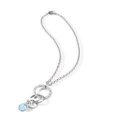Luxusní dámský náhrdelník z chirurgické oceli Morellato Eclipse SRR11 Pendant Necklace, Jewelry, Fashion, Moda, Jewlery, Bijoux, Fashion Styles, Schmuck, Fasion
