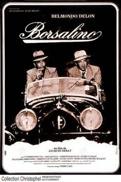 Classic 1970 Alain Delon/Jean-Paul Belmondo French Gangster Movie