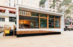 Australia's first carbon-positive prefab house produces more e...