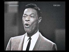 "Nat King Cole, ""Unforgettable""...that's what you are! the dreamy voice of the great Nat King Cole. Romantic and swoonworthy"
