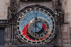 Old Town Square (Staromestke Namesti) Prague Astronomical Clock, Prague City, Charles Bridge, Old Town Square, Photo Sessions, Facade, Art Nouveau, Places To Visit, Europe