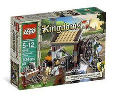 Klocki Lego Kingdoms 7948 Atak Na Posterunek Nowe Prezenty