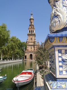 Sevilla. Plaza de España