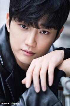 """Heart-stealing eye-contact of Jin Young Actor Jin Young conduct an """"eye-contact"""" photoshoot to promote his up-coming movie named """"Inside Me"""". Handsome Korean Actors, Handsome Boys, Jin Yong, B1a4 Jinyoung, Hot Korean Guys, Jung Hyun, Young Actors, Kdrama Actors, Pop Singers"""
