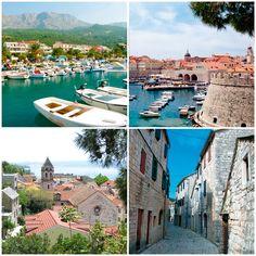 #Kroatien #dubrovnik #trogir   www.eberhardt-travel.de/reise/hr-flspl