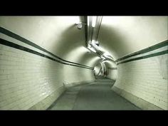This is a pretty cool final year University Project >> The Secret Station - Aldwych