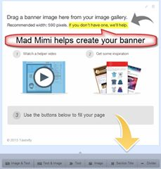 USE MAD MIMI FOR YOUR EMAIL NEWSLETTERS