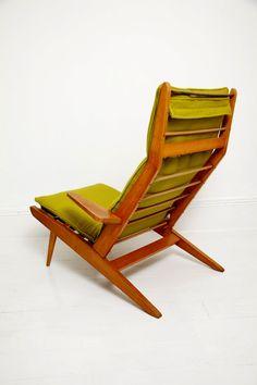 1950s retro armchair, Rob Parry for Gelderland
