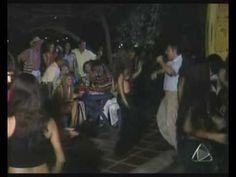 Baile de Carnaval en la Costeña y el Cachaco