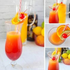 Recently, we had a Pirates of the Caribbean movie night so I knew I wanted to makea Jamaican Rum Punch in honour of Captain Jack Sparrow (oh, and my good Jamaican-Canadian friend, Alecia over at Learning2Walk.) This is honestly the best rum punch recipe I have ever had. Each island in the Caribbean seems to …