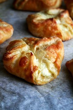 Pastry & Cheese Danishes