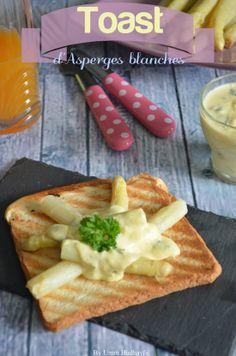 Aspergus Toast