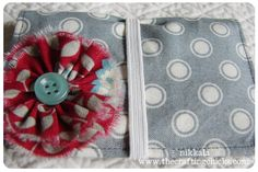 Business card wallet tutorial @The Crafting Chicks