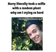 But laughing at the same time!!! This is why he's  awesome!!!