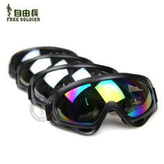 Outdoor ski goggles windproof snowboard goggles