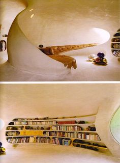 House of Javier Senosian, Mexico City - dome house Organic Architecture, Interior Architecture, Interior And Exterior, Earth Bag Homes, Earthship Home, Mud House, Adobe House, Tadelakt, Natural Homes