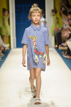 Trend notes for spring-summer 2017 from Pitti Bimbo | Sand in Your Shorts Kids Blog