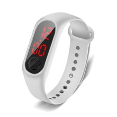 Brand Name: JBAILIWater Resistance Depth: No waterproofStyle: SportMovement: DigitalCase Material: AlloyClasp Type: BuckleOrigin: CN(Origin)Dial Window Material Type: GlassBand Length: 22cmBoxes & Cases Material: No packageDial Diameter: 14mmBand Material Type: SiliconeModel Number: TMC204Case Shape: RoundBand Width: 16mmCase Thickness: 11mmFeature: Shock ResistantFeature: LED DisplayFeature: Auto Date1: relogio2: For children3: montre enfant4: Electronic clock5: watch for girls Mens Digital Watches, Mens Sport Watches, Cool Watches, Watches For Men, Children's Watches, Blue And White Dinnerware, Digital Wrist Watch, Led Watch, Watch Box