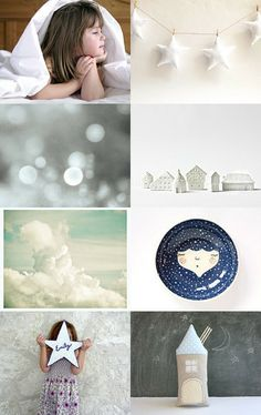 Leilani by Verónica on Etsy--Pinned with TreasuryPin.com   star garland