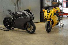 Ducati 999 CF Arete Americana