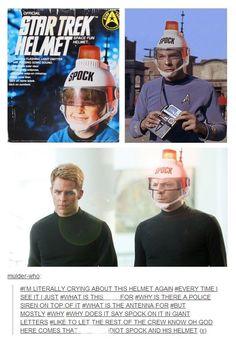 That comment tho Star Trek Reboot, Star Trek 1, Starship Enterprise, Spock, Hilarious, Funny, I Laughed, Laughter, Fangirl