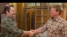 If you've ever thought about getting into carpentry or any other type of woodworking, here's a chance to learn a thing or two from Ron Swanson himself.