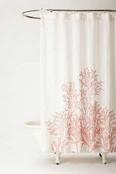 shower curtain from anthro with woven Portuguese bathmat... http://www.anthropologie.com/anthro/product/home-bath/093677.jsp