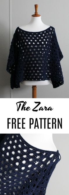 The Zara Pullover is the perfect, dreamy piece to transition your wardrobe from Summer to Fall in a snap! You'll love how easily this piece works up!