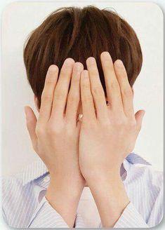 Wonwoo hand