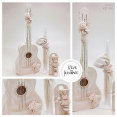 """Flower Guitar""  ✔️ Handmade by Έλενα Μανάκου Βάπτιση ✔️ New Collection 2017  ✔️ Περισσότερα >> https://goo.gl/RdpACH ✔️ Σημεία πώλησης >> https://goo.gl/3Bi6G8  Γίνε συνεργάτης >> https://goo.gl/ZQy8vW ___________________________________ #ElenaManakou #handmade #Vaptisi #Baptism #baptismday #baptismideas #baptismplanning #BaptismCollection #christening #baptismbox #box #βάπτιση #ΚουτίΒάπτισης #βαπτιστικόκουτί #Κουτί"