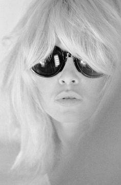 Bardot #beauty #blonde #french
