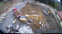 Bauarbeiten Riedlberg 2017