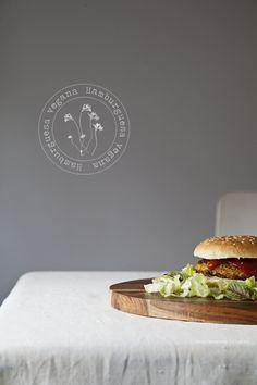 Tarjeta d embarque: Hamburguesa vegana especiada